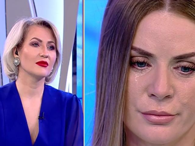 colaj foto cu Mirela Vaida (stânga) și Marcela Fota (dreapta)