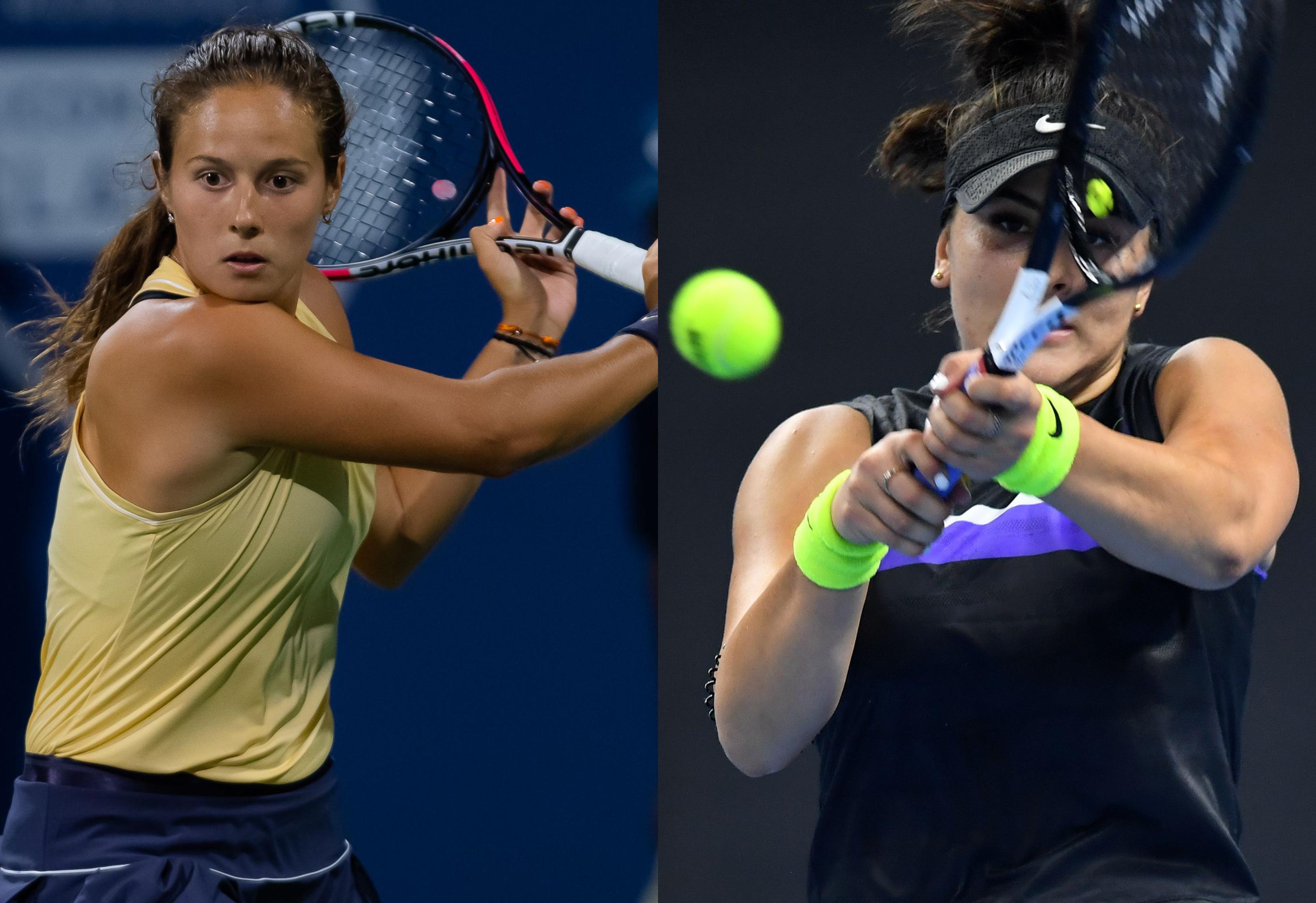 Australian Open 2021. Mihaela Buzărnescu, învinsă de Bianca Andreescu în primul tur. Ce mesaj a transmis câștigătoarea
