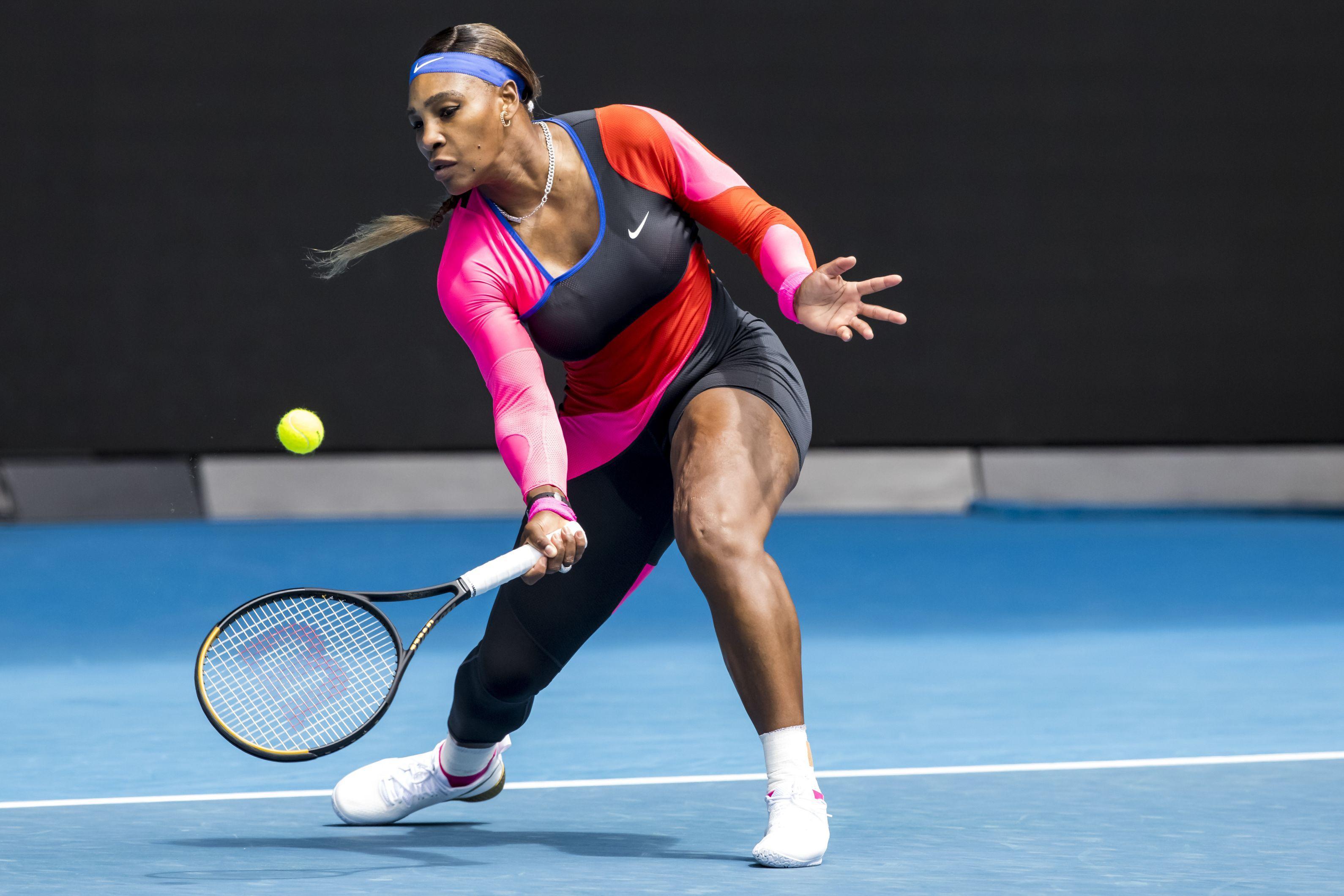 Australian Open 2021. Serena Williams, ce semnifică ținuta controversată a sportivei. Cum a apărut jucătoarea pe terenul de sport