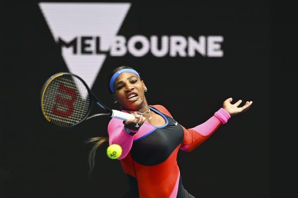 Serena Williams la Australian Open 2021 împotriva