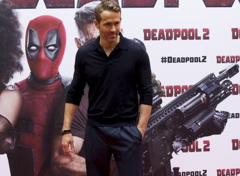 """Ryan Reynolds va câștiga o sumă colosală pentru rolul din """"Deadpool 3"""". Ce spune actorul despre noul proiect"""