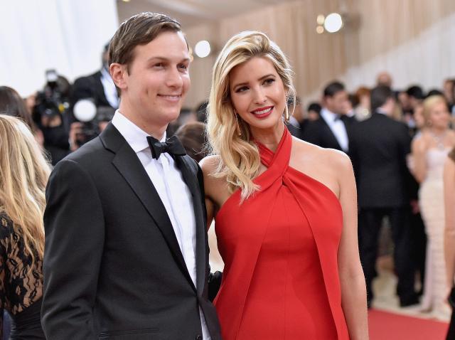 Ivanka Trump, rochie rosie, Jared Kushner, costum, covorul rosu