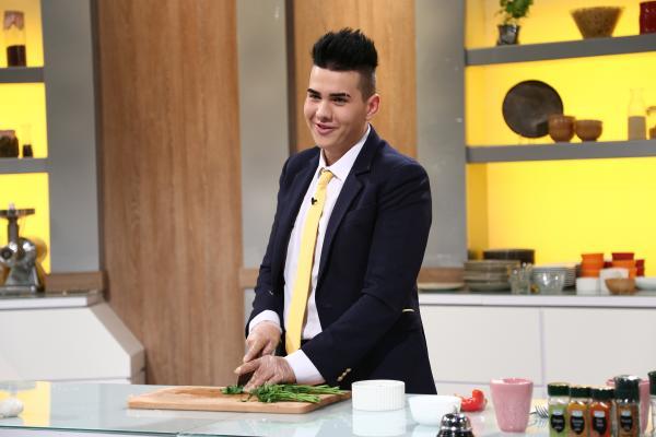 Sebastian De Angelo la Chefi la cuțite