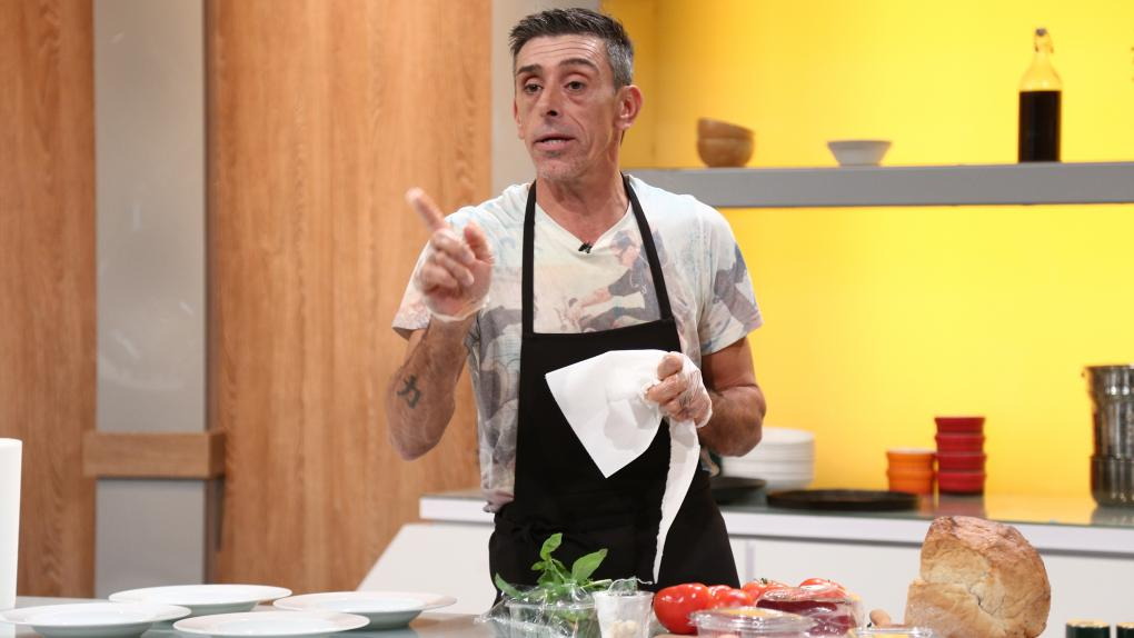 Francisco Jose Garcia Lopez  la Chefi la cuțite