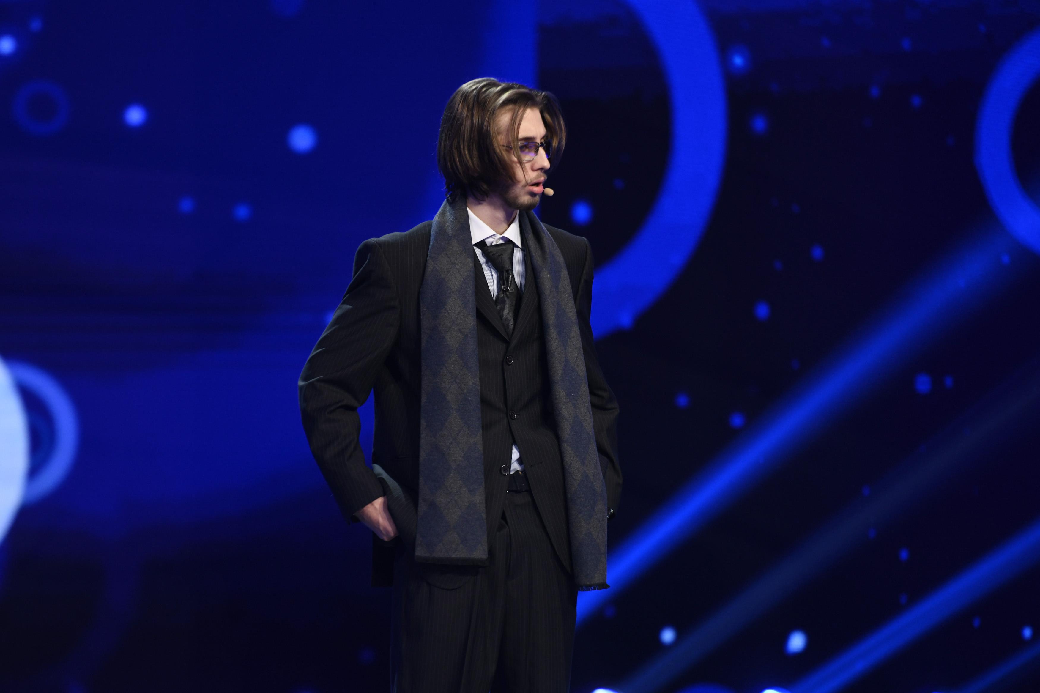 iUmor, 10 martie 2021. Luca Nicola l-a imitat perfect pe Vadim Tudor. Reacția pe care a avut-o Mihai Bendeac a atras toată atenția