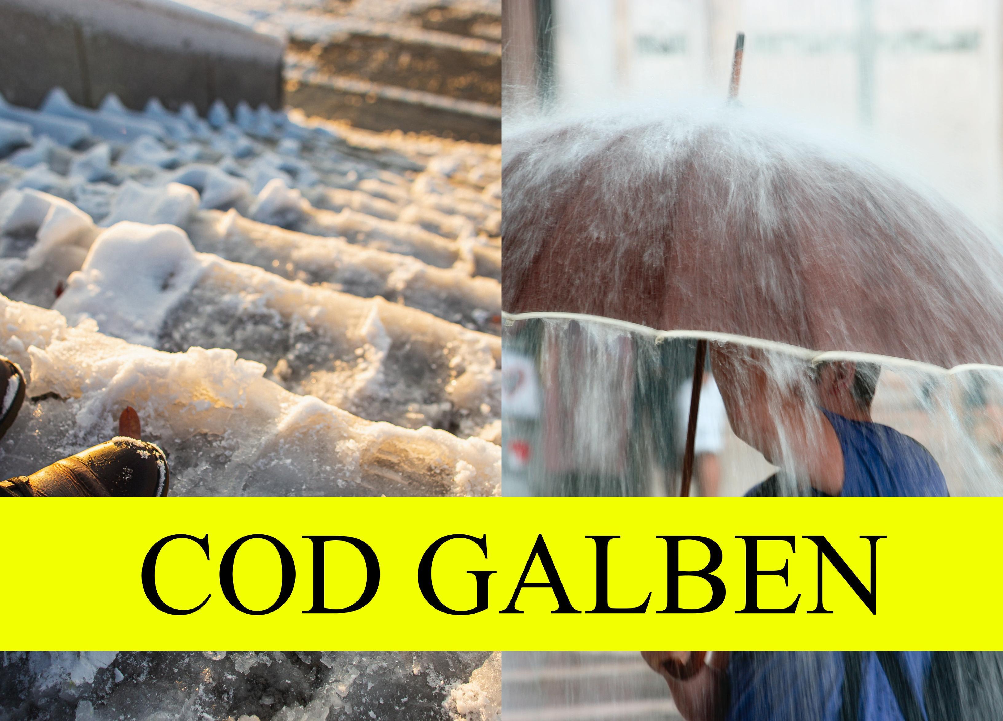 Alertă ANM! Cod Galben de vreme deosebit de rece. Meteorologii anunţă depuneri de polei şi precipitații