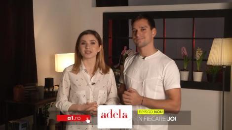"""""""Adela – Tot ce nu se vede"""", episodul 9. Hai să vezi cum se distrează actorii în pauzele de filmare"""