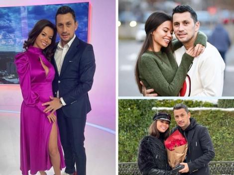 Flick și Denisa Filcea au împlinit cinci luni de la nuntă. Ce mesaj i-a transmis soția pe rețelele sociale