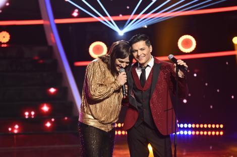 Te cunosc de undeva, 13 martie 2021. Liviu și Andrei, show de excepție, transformați în Oana Sârbu și Ștefan Bănică, în Liceenii