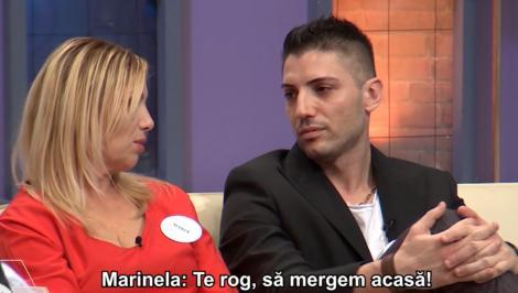 Domna Mari nu vrea să mai rămână în show-ul matrimonial Mireasa