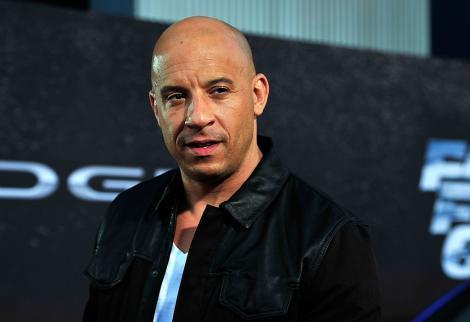 Vin Diesel, poză rară cu cei doi copii ai săi. Cum arată cele mai importante persoane din viața celebrului actor