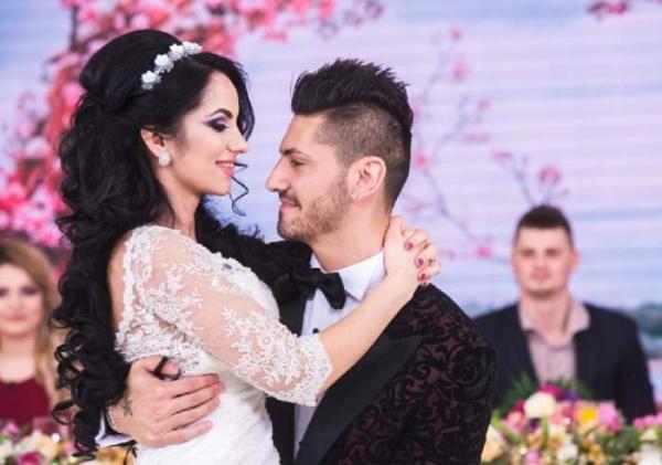 miki si mihai la nunta lor din 2017