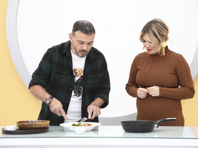 iosf ștefănescu și gina pistol la chefi la cutite sezonul 9