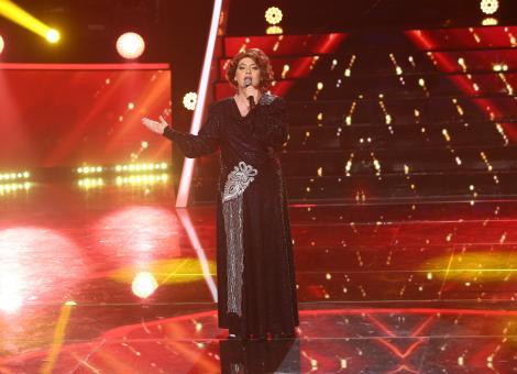 Emilia Popescu își adoră personajul