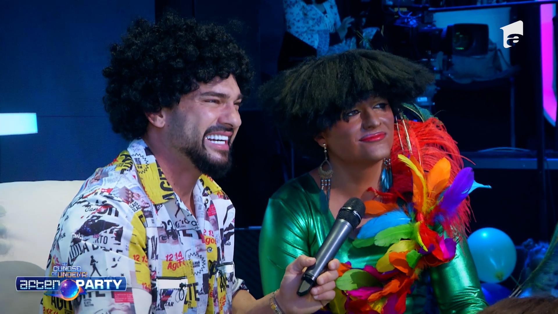 Dorian Popa prezintă Te Cunosc de Undeva! After Party, episodul 7. Hai să vezi cele mai tari faze din culise
