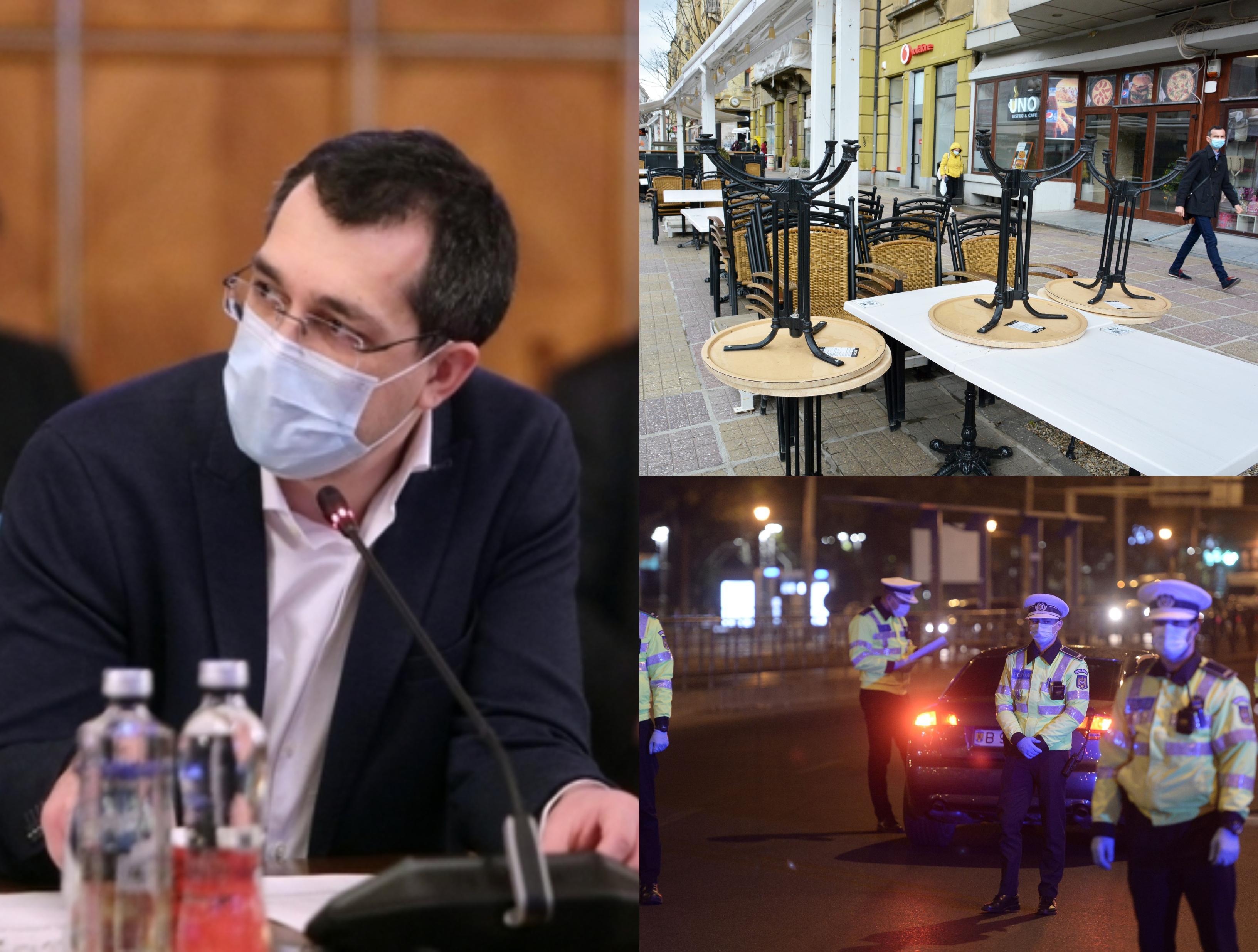 În ce situație ar putea Capitala să fie carantinată. Ministrul Sănătații nu exclude măsura închiderii Bucureștiului