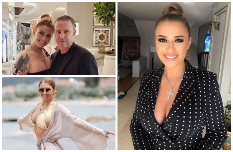 Colaj cu Anamaria Prodan în Dubai și soțul Laurențiu Reghecampf