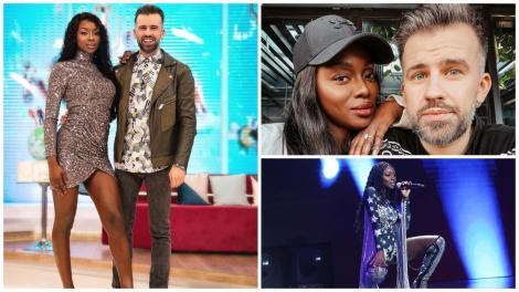 Colaj cu Naomi Hedman și Florin Ristei la Neatza cu Răzvan și Dani și Naomi la X Factor 2020