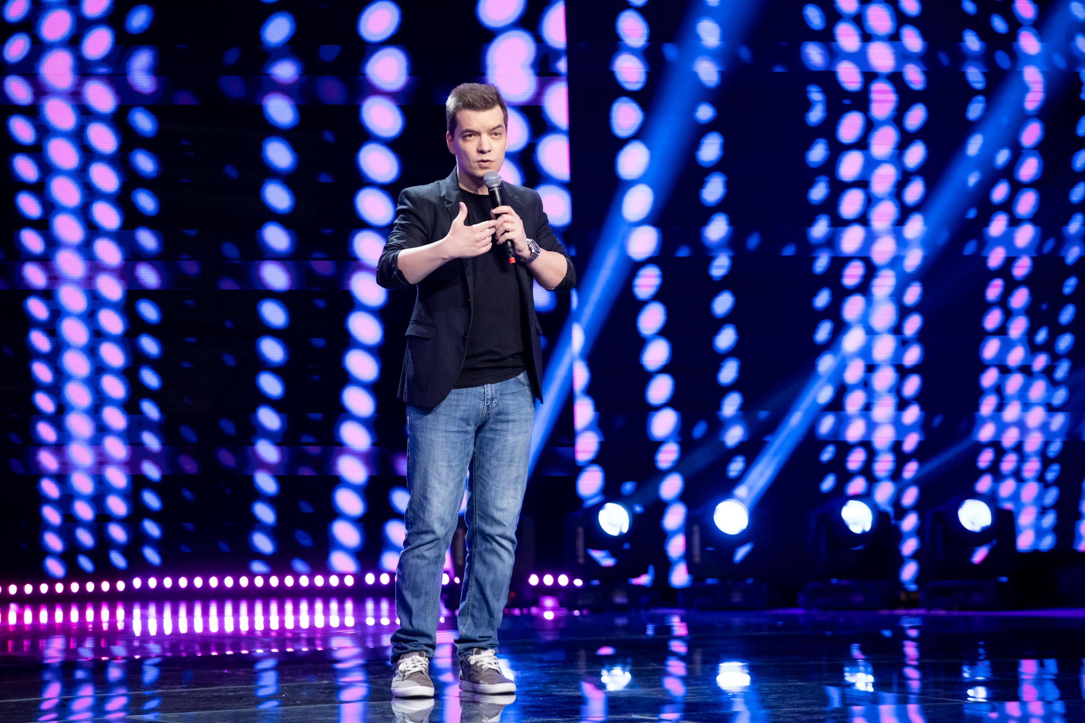 iUmor, 24 martie 2021. Toma Alexandru, invitatul special, face show total la iUmor