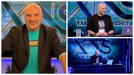 Colaj cu Dan Capatos la emisiunea Xtra Night Show