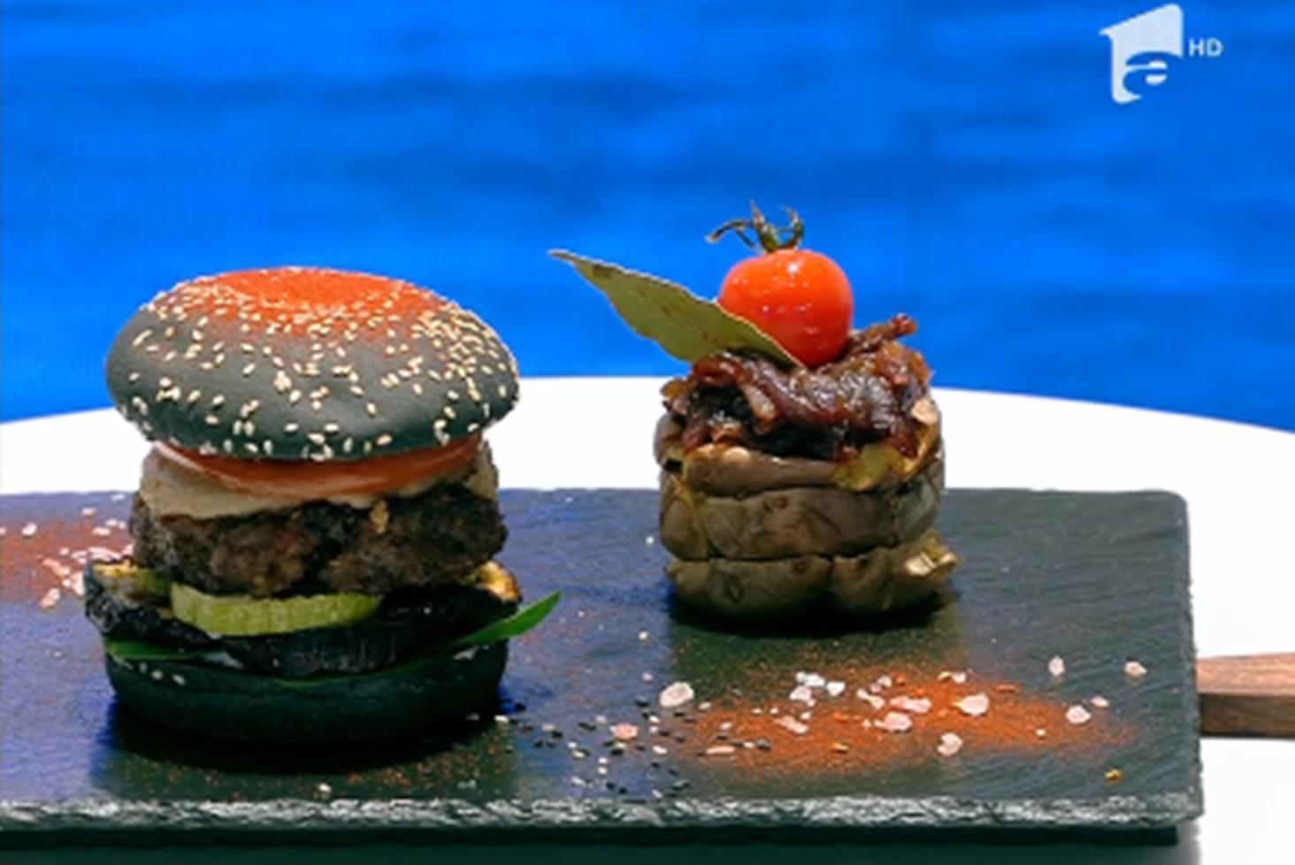 Rețetă de burger oriental, preparată de Vlăduț  la Neatza cu Răzvan şi Dani