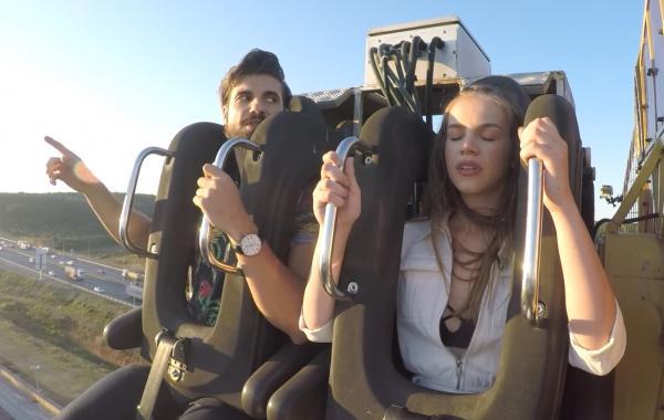 Andi Constantin și Mădălina Alexe
