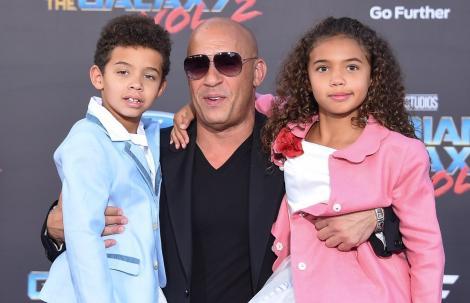 """Vincent Sinclair, fiul de 10 ani al lui Vin Diesel, joacă în filmul """"Fast & Furious 9"""". Ce rol va interpreta micuțul"""