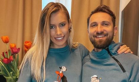 Dani Otil va deveni tată