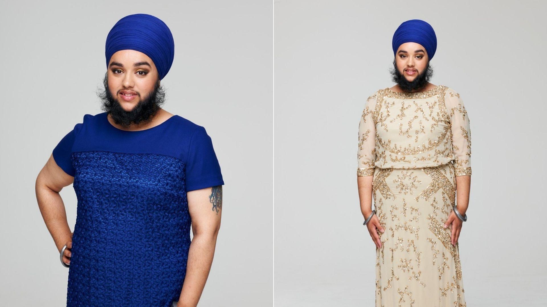 Povestea lui Harnaam Kaur, femeia cu barbă. De ce boală suferă