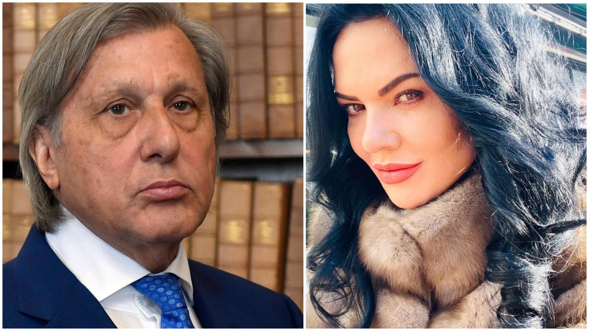 """Prima reacție a lui Ilie Năstase, după ce soția lui a depus actele de divorț. Ioana Năstase: """"Nu pot trăi în haos"""""""