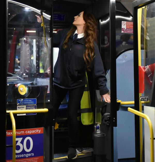 jodie leeigh fox, autobuz