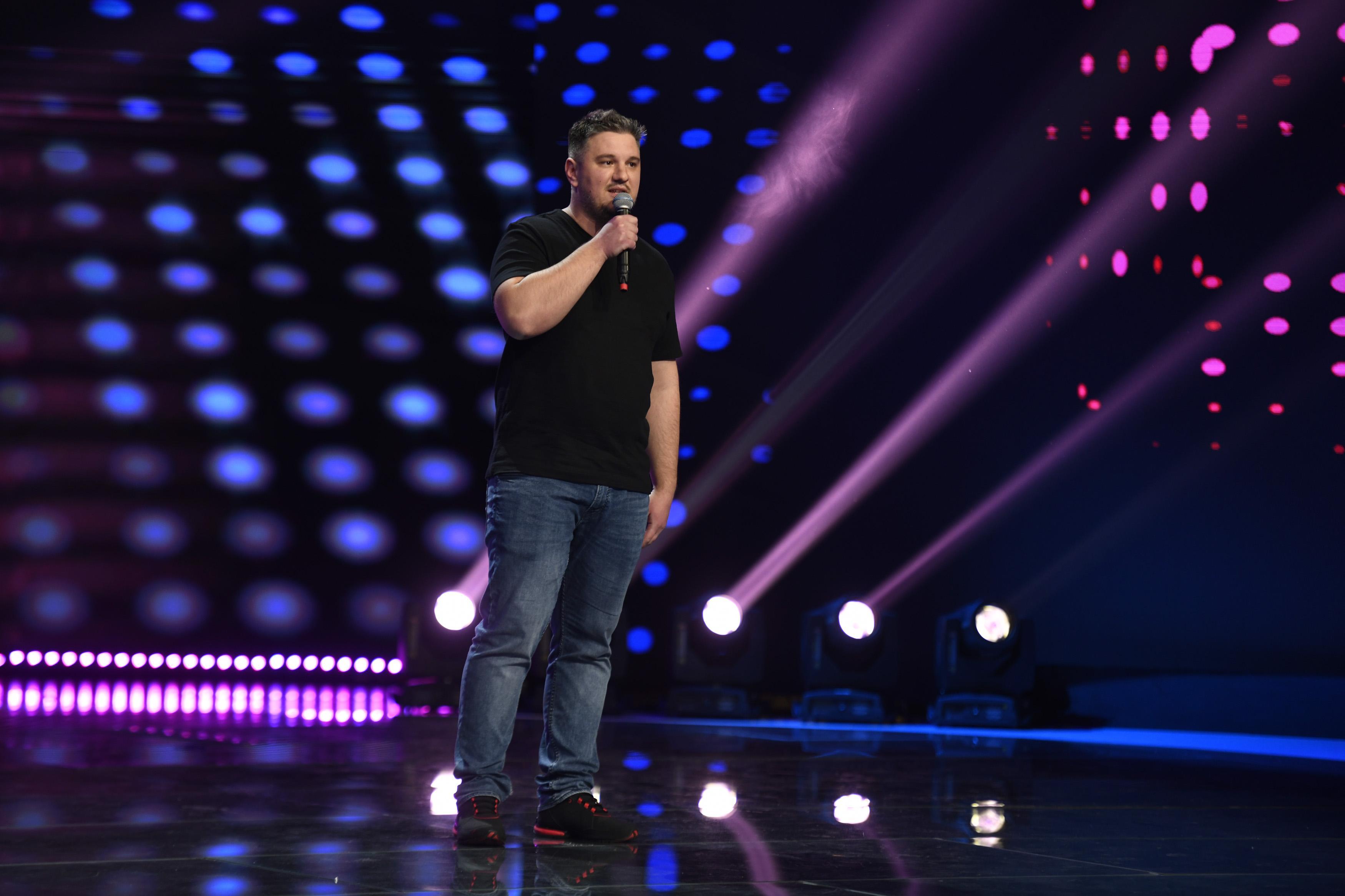 iUmor, 31 martie 2021. Doru Nicuț, comediantul fără experiență care i-a dat pe spate pe jurații iUmor