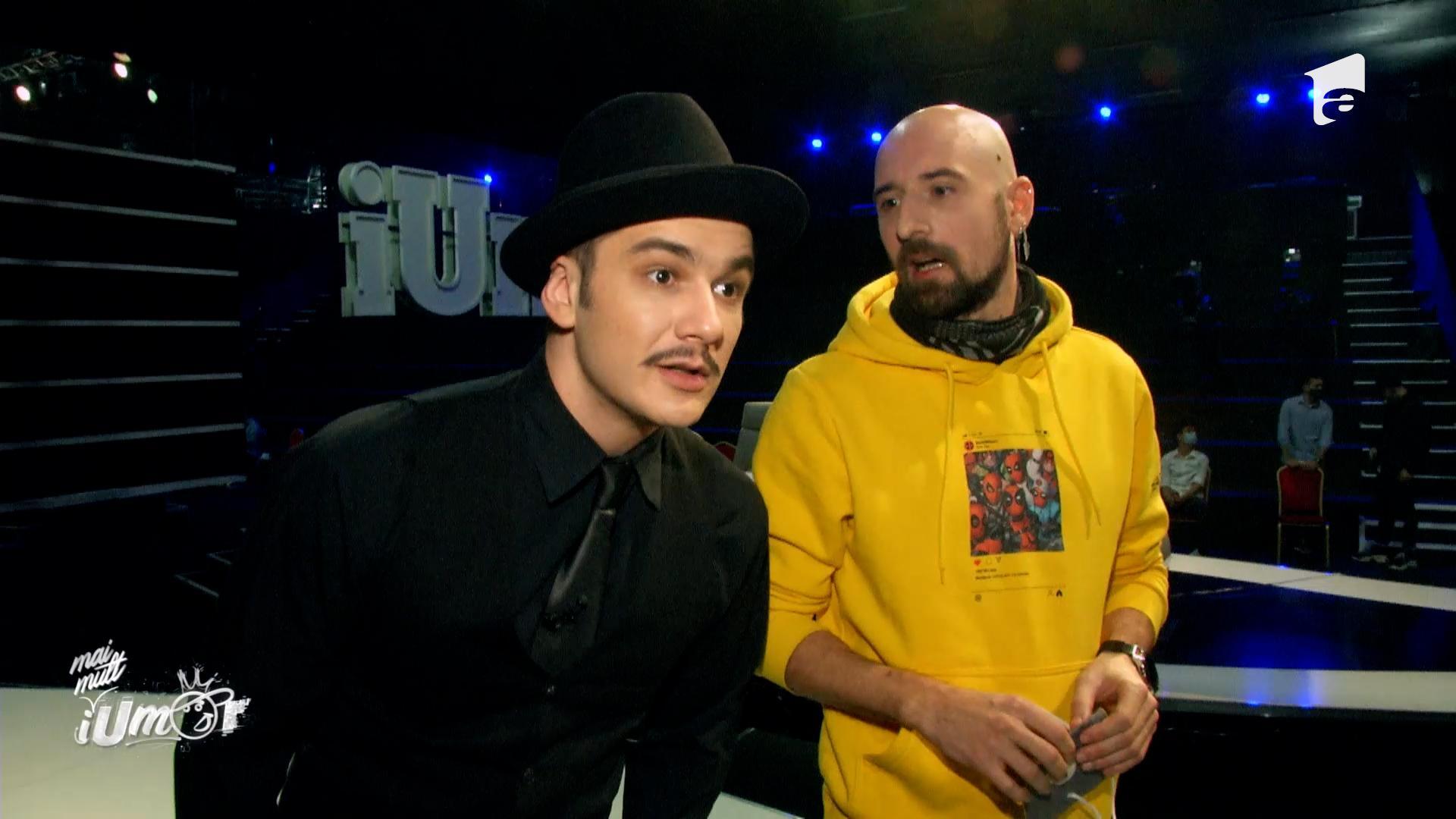 Vlad Drăgulin prezintă iMai mult Umor, episodul 7. Hai să vezi ce surprize din culise a pregătit!