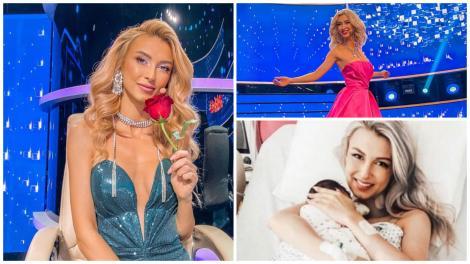 Colaj cu Andreea Bălan la TCDU și pe patul de spital
