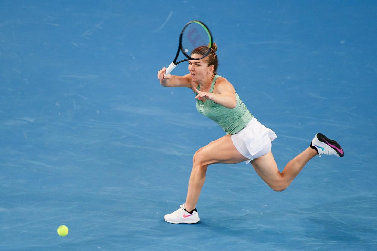 Simona Halep s-a retras de la Turneul de la Dubai 2021. Care este motivul din spatele deciziei sale
