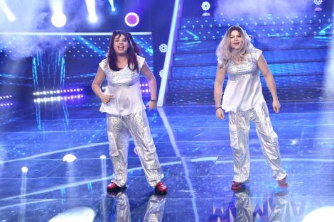 Sâmbătă, de la 20:00, la Antena 1, Liviu şi Andrei se transformă în trupa Andre la Te cunosc de undeva!