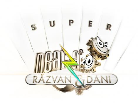 Logo Neatza cu Răzvan și Dani