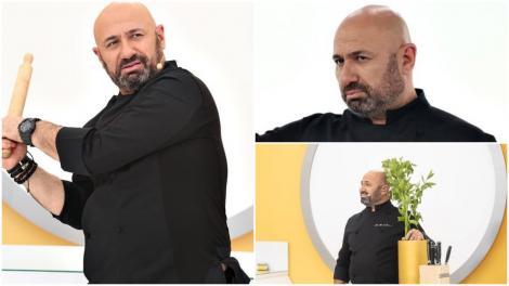 """Cine este sosia lui Cătălin Scărlătescu. Aytaç Doğan, artistul turc care seamănă leit cu chef-ul român: """"E 1 la 1 Scărlătescu"""""""