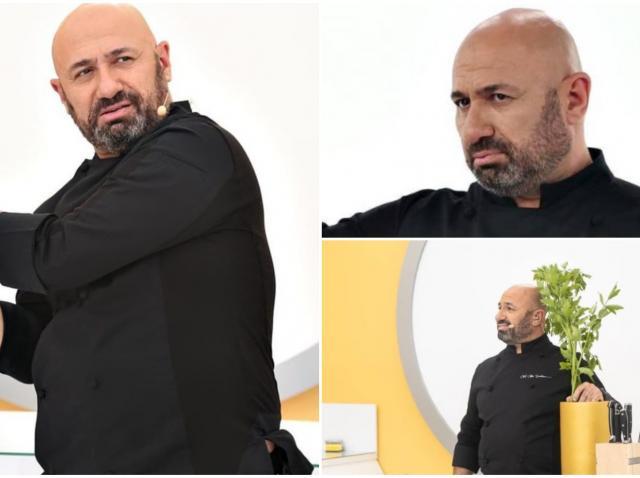 Colaj cu chef Cătălin Scărlătescu, la Chefi la cuțite
