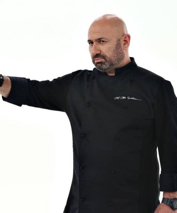 Chef Cătălin Scărlătescu, la Chefi la cuțite