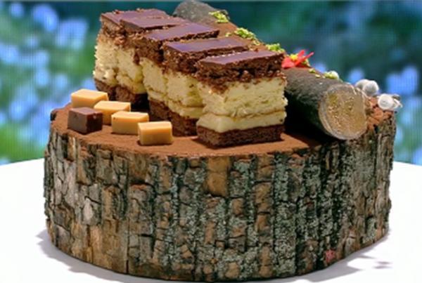Prăjitura Televizor sau Prăjitura Budapesta