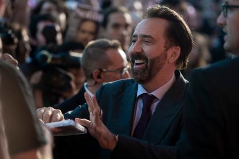 Nicolas Cage s-a căsătorit pentru a cincea oară