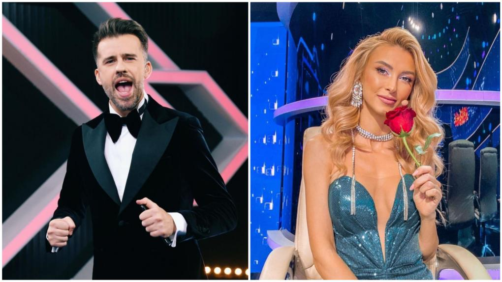Colaj cu Florin Ristie la X Factor și Andreea Bălan la Te cunosc de undeva!