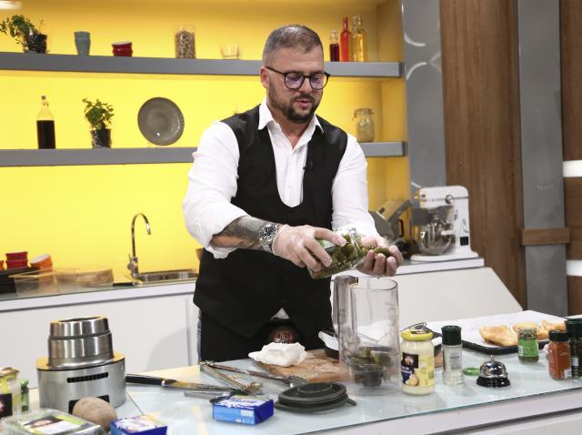 "Marius Ghinoiu la ""Chefi la cuțite"" sezonul 9"