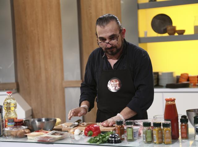 "Manuel Grigore la ""Chefi la cuțite"" sezonul 9"
