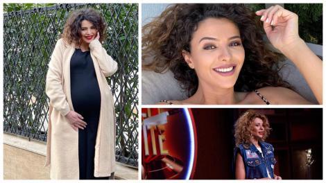 Colaj cu Likea Creata înainte și în timpul sarcinii