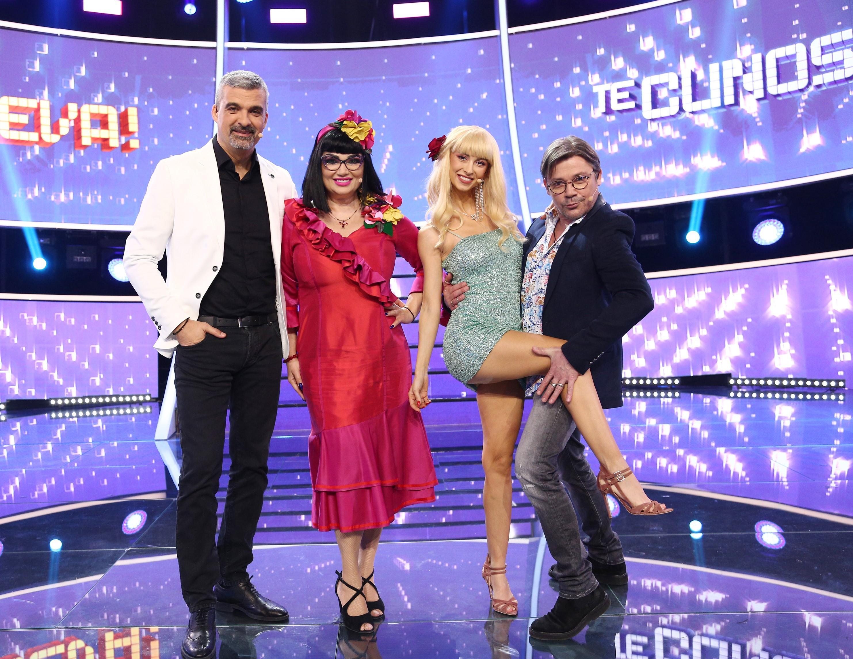 Te cunosc de undeva, 10 aprilie 2021. Andreea Bălan și Alina Pușcaș au făcut spectacol cu ținutele lor. Ce au ales să poarte
