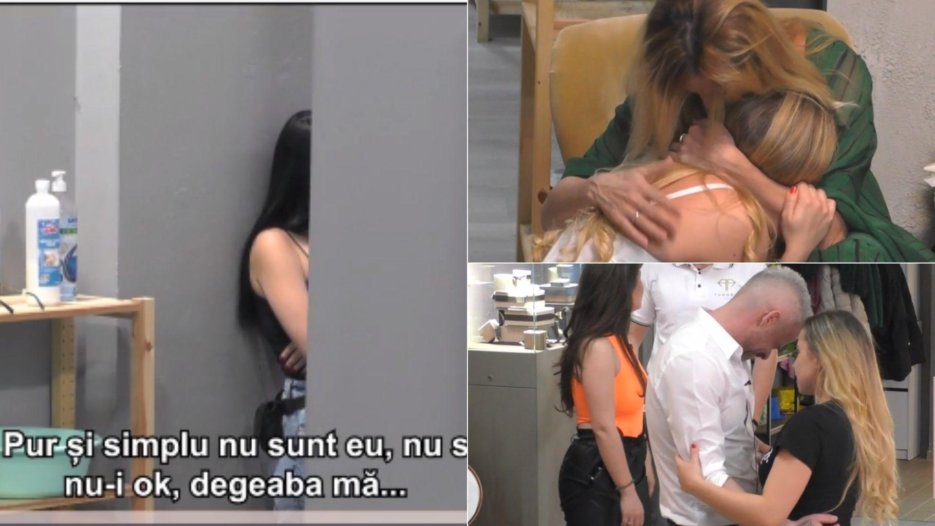 """Mireasa 2021, sezon 3. Roxana, criză de lacrimi după eliminările din Gală: """"Simt că nu mai pot"""""""
