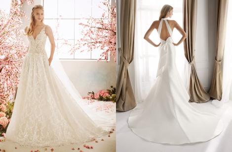 Bridal Studio Pronovias, garanția calității și diversității rochiilor de mireasă