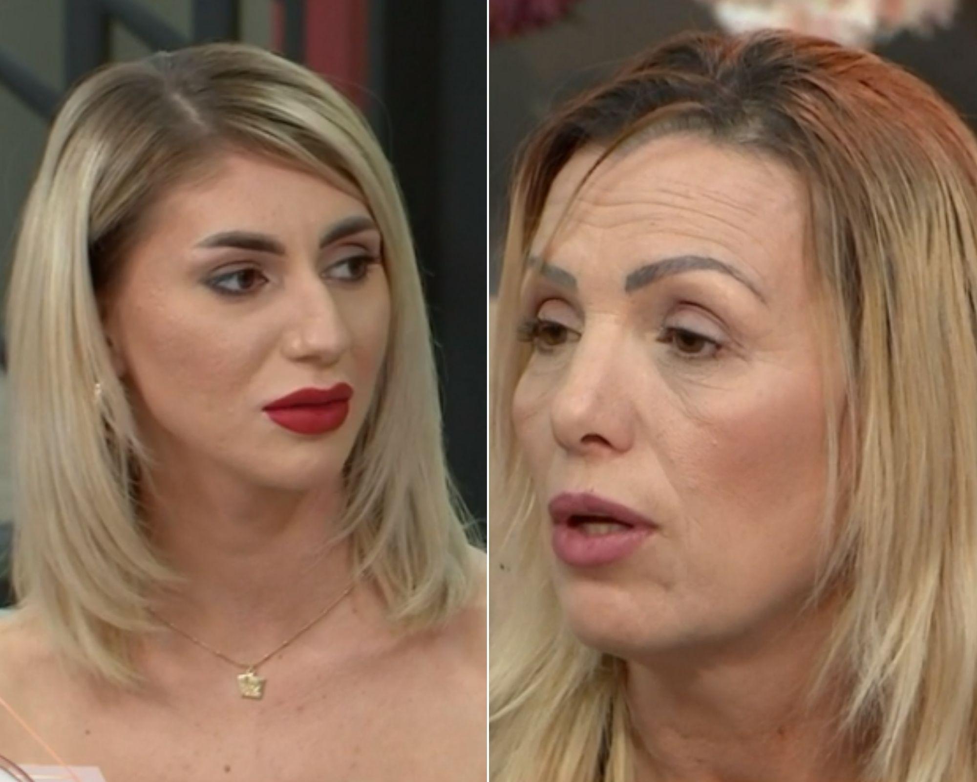 Mireasa 2021, sezon 3. Maria, convinsă că doamna Mari nu o place. Ce discuții a avut cu mama iubitului ei